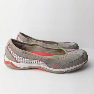 Ryka Tensile Slip On Ballet Flats Comfort 7.5